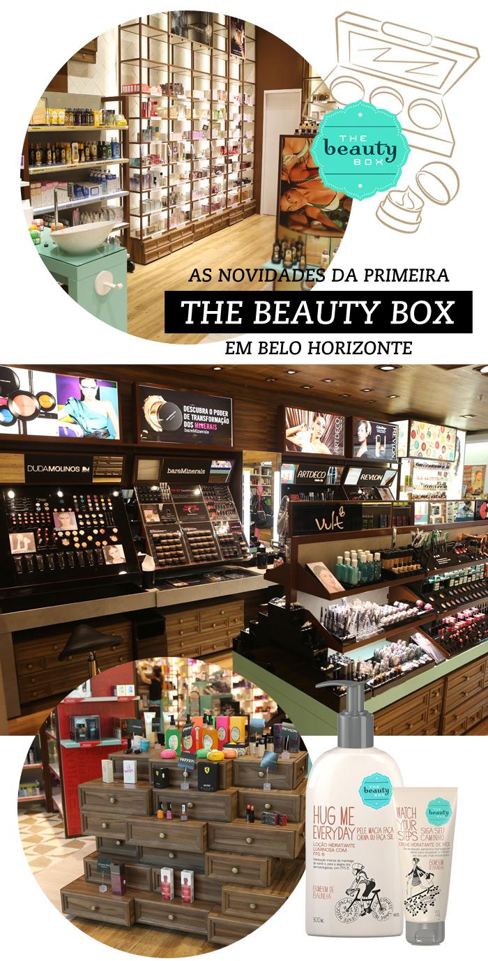A novidade da The Beauty Box: o Brush Bar! - Lu Ferreira