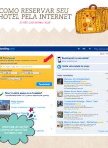 Como reservar hotéis pela internet (e não cair numa fria)