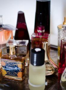 Minha coleção de perfumes!