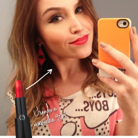 Novidade de beleza: o CC Lipstick!