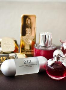 Mergulhando no universo da perfumaria