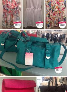 Fast Fashion: Vestidinhos para o verão e bolsas baratex!