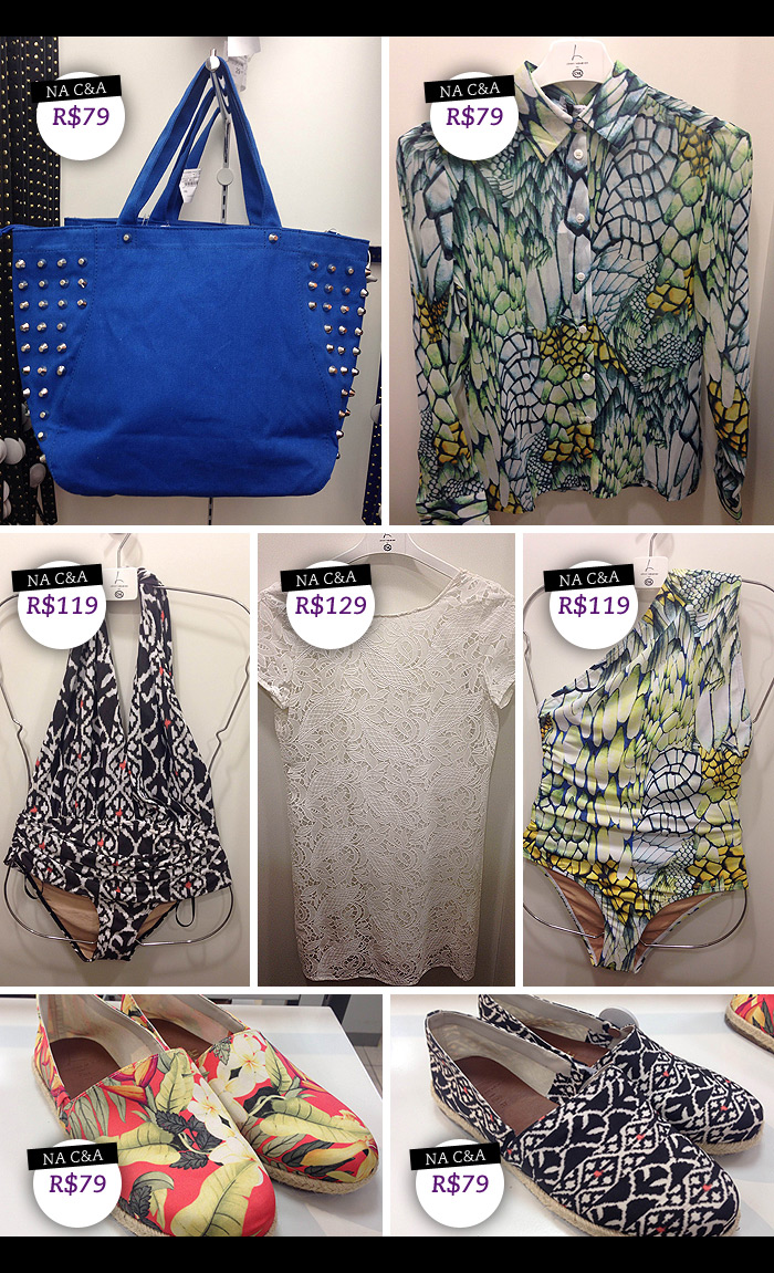 Fast Fashion: o verão chegou! - Lu Ferreira