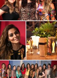 Exotic: o lançamento do perfume e o bate papo com Juliana Paes!