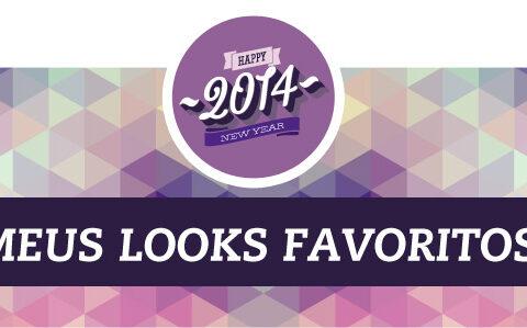 Beijo, 2013: meus looks favoritos esse ano!