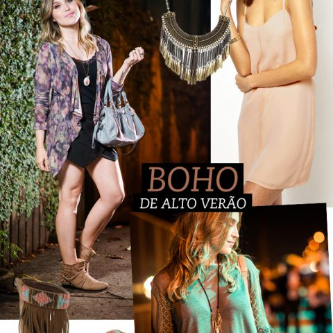 Look Downy – Boho chic e fresquinho!