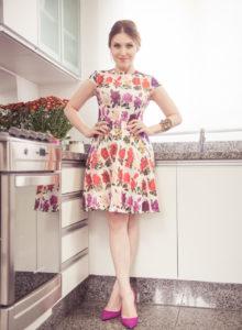 Look da Lu: na cozinha