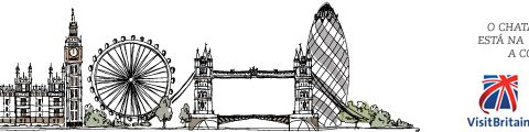 Londres: hotel e look do primeiro dia!