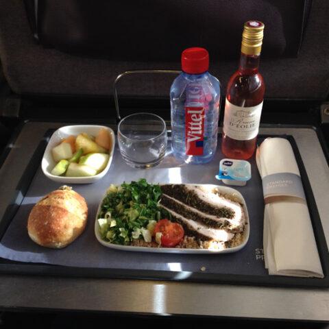 Como é viajar no Eurostar
