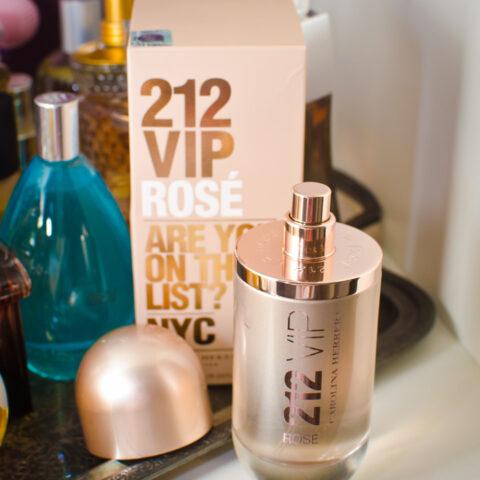 Perfume delícia: 212 Vip Rosé