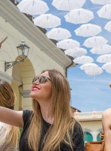 Viagem: conhecendo o Serravalle Designer Outlet