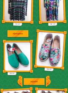 Fast Fashion: sapatos e estampas