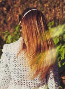 No cabelo: Crescimento & Força de Clear