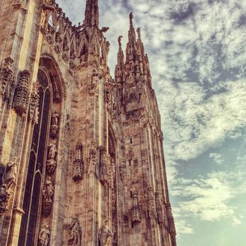 Vlog: um dia comigo em Milão!