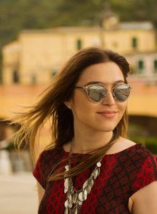 Look da Lu: Rosso em Cinque Terre