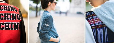 Looks da Semana: Onça, monocromáticos e jaqueta bomber
