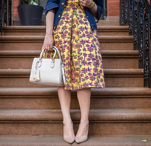 Look da Lu: de vestido pra NYFW