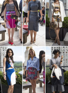 Moda real: os looks do evento TRESemmé na NYFW