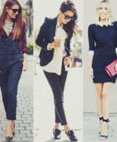 Looks da Semana: Short jeans, camisa na cintura e golas