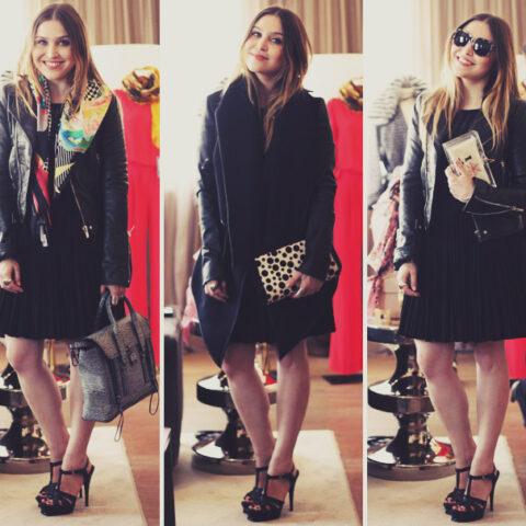 1 vestido, 6 looks!