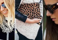 Looks da Semana: Listras e Onça!