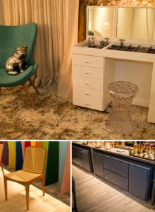 Escolhendo móveis pra minha casa na Líder!