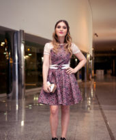 Look da Lu: na abertura do Minas Trend