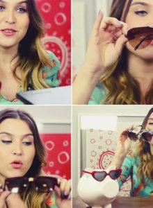Video: minha coleção de óculos escuros!