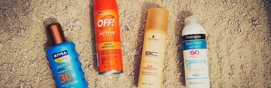 Necessaire de praia!