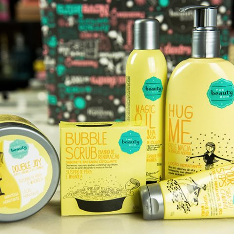 Video: a linha Suspiro de Pêra e Magnólia da The Beauty Box