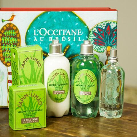 Mini workshop sobre perfumes com L'Occitane au Brésil