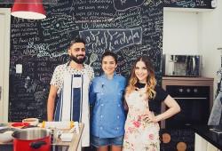 Como fazer churros com brigadeiro de pistache – O Chef e a Chata em SP