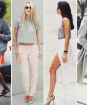 50 Tons de Cinza… Na moda!