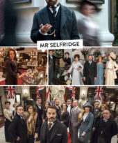 Duas novas séries na minha rotina: Mr Selfridge + The Knick