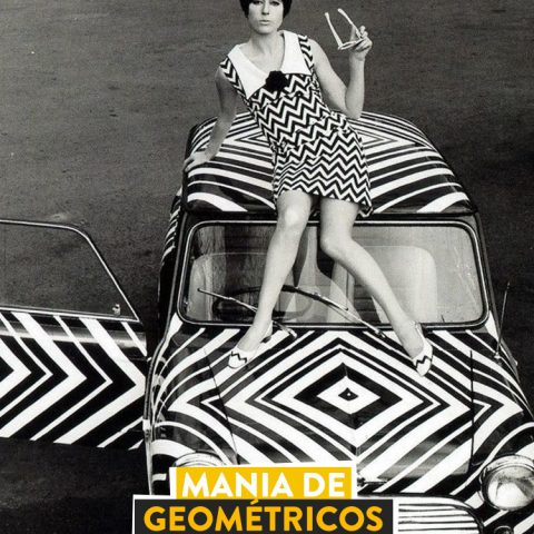 Mania de geométricos!