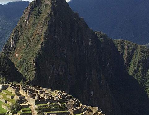 Mochilando pela América do Sul: Peru