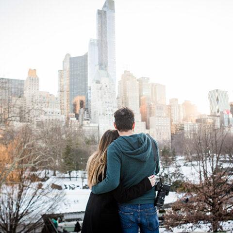 Fotógrafa em NY