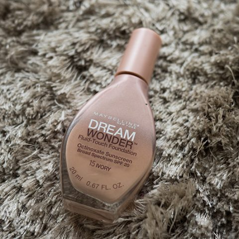 Base Dream Wonder Fluid Touch da Maybelline