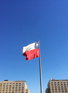 Mochilando pela América do Sul: Chile