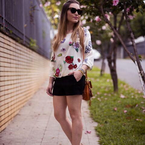 Look da Lu: floral