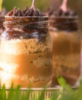 Pão de mel no potinho – O Chef e a Chata