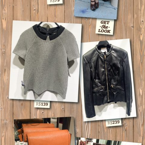Fast fashion: semana recheada!