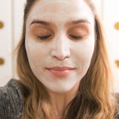 Máscara de argila Rare Earth Deep Pore Cleasing Masque da Kiehl's