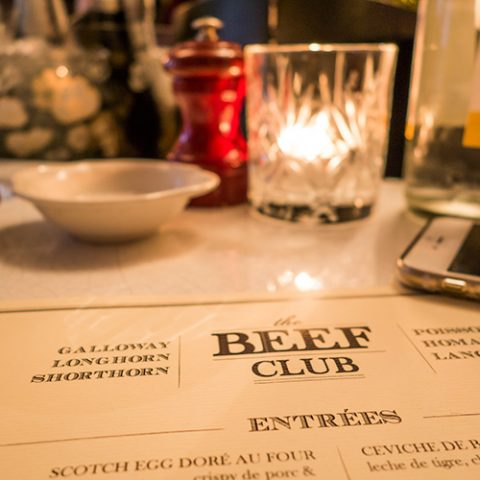 Guia Paris – Restaurante The Beef Club