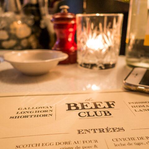 Guia Paris – Restaurante The Beef Club