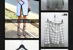 Fast fashion: samba de uma nota só