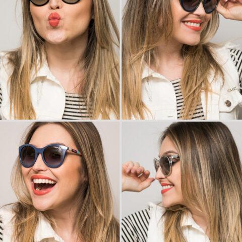 Consultoria + desconto pra achar os óculos perfeitos!
