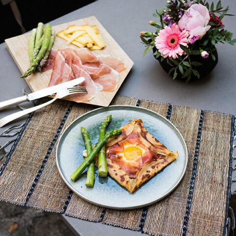 Como fazer crepe – O Chef e a Chata em Paris