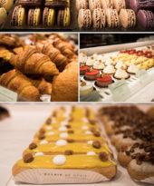 Comprando ingredientes em Paris