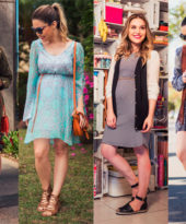 Moda na gravidez